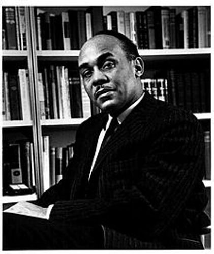 facts about ralph ellison