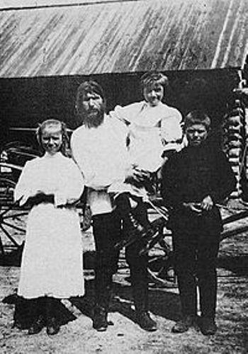 rasputin and family