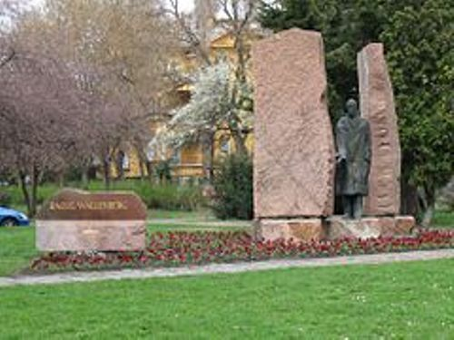 wallenberg monument