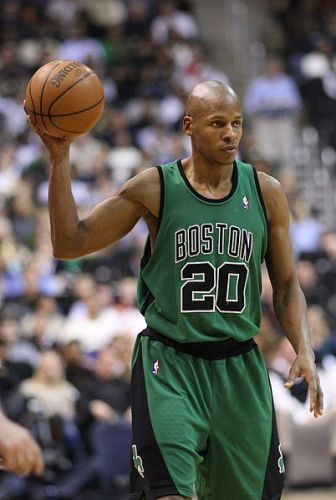Facts about Ray Allen