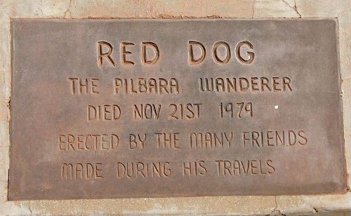 Facts about Red Dog