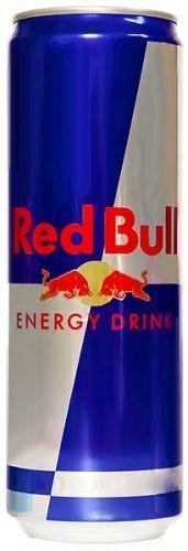 Red Bull Tin