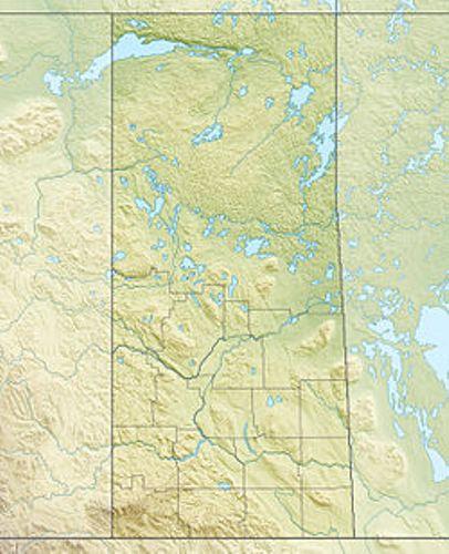 Regina Map