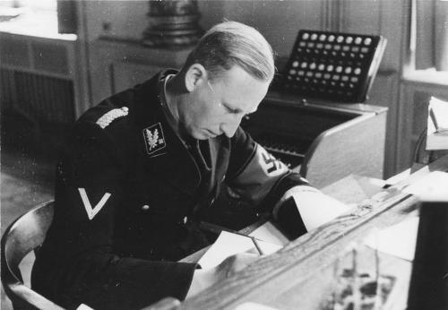 Reinhard Heydrich Facts