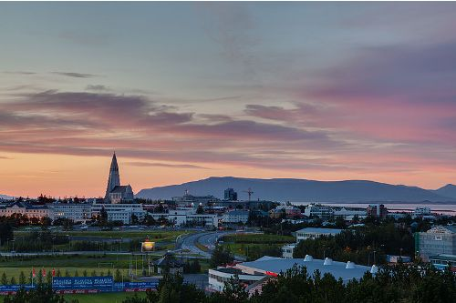 Reykjavik Image