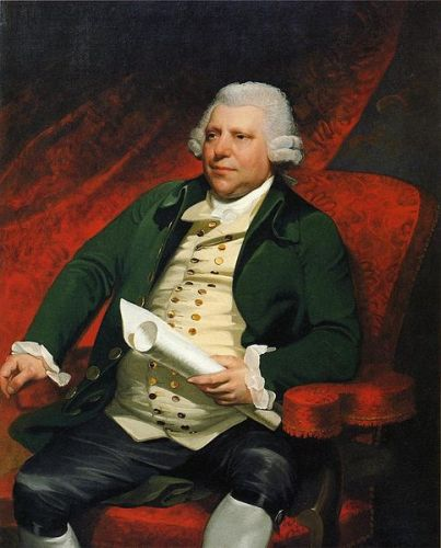 Facts about Richard Arkwright
