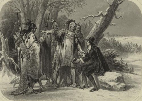 Rhode Island Colony History