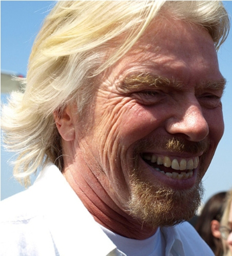 Richard Branson Facts