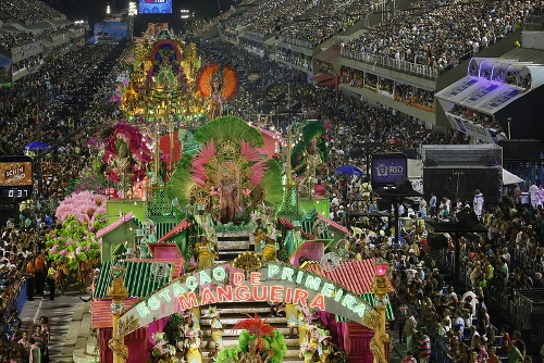 Facts about Rio Carnival