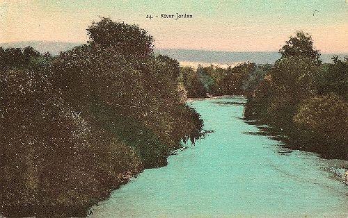 the River Jordan Image