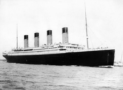 Facts about RMS Titanic