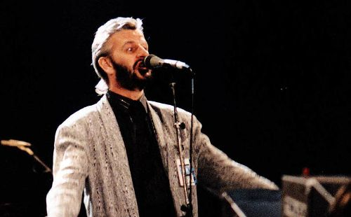 Facts about Ringo Starr