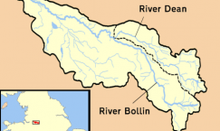 Facts about the River Bollin