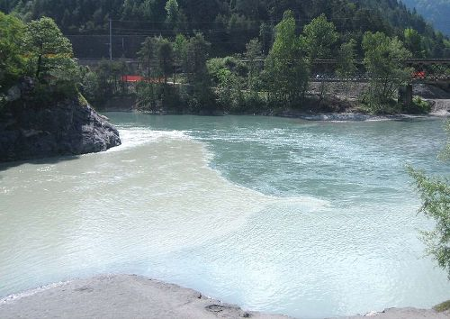 Facts about the River Rhine