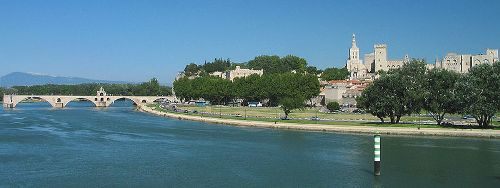 Facts about the River Rhone