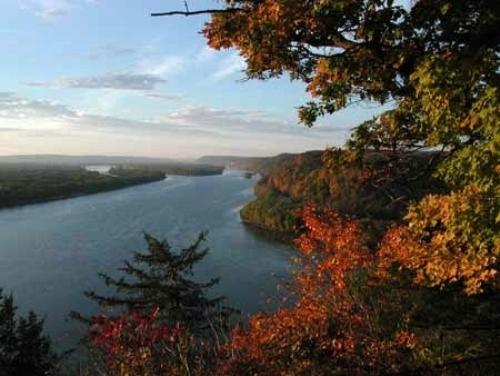 the River Mississippi