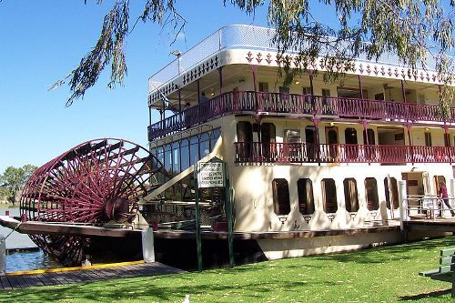 the River Murray Image