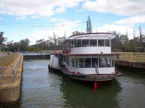 the River Murray Pic