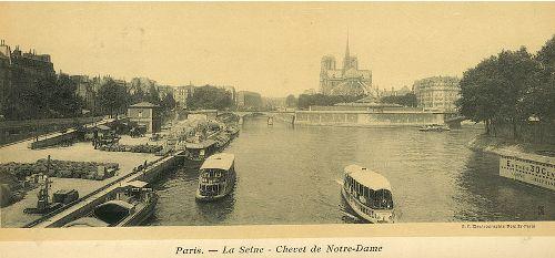 the River Seine Pic