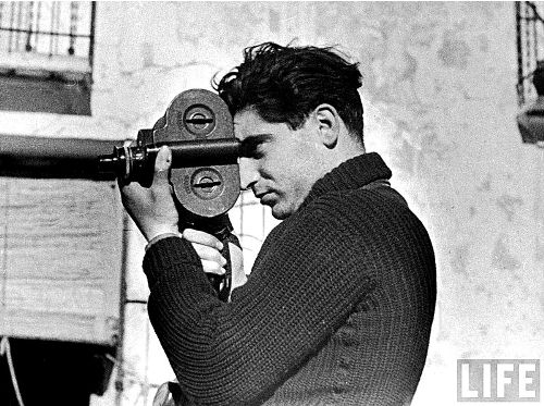 Facts about Robert Capa