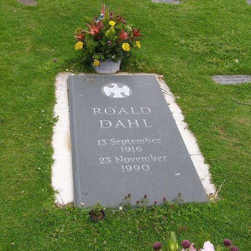 Roald Dahl's Life Tomb