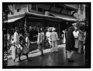 Zanzibar during the early 20th