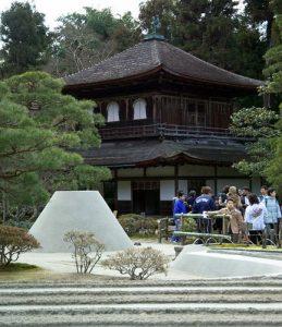 zen garden temples