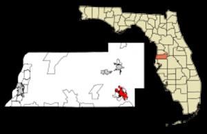 zephyrhills map