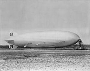 zeppelins in ww1 pictures