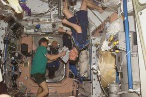 zero gravity facts