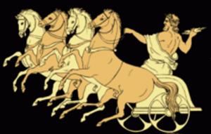zeus chariot