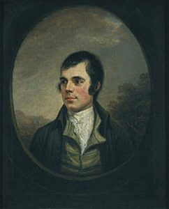 facts about rabbie burns