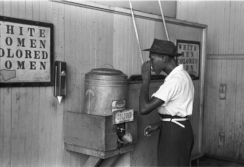 facts about race relations in the 1930s
