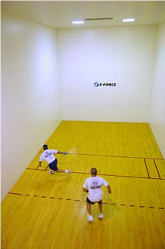 facts about racquetball