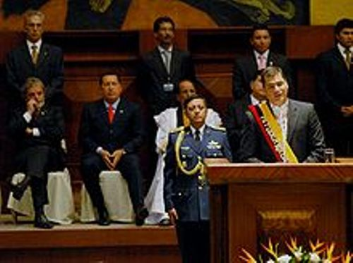 facts about rafael correa