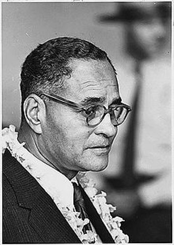 facts about ralph bunche
