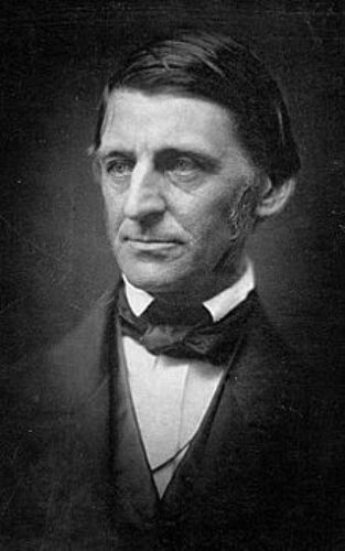 facts about ralph waldo emerson