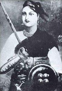 facts about rani lakshmi bai