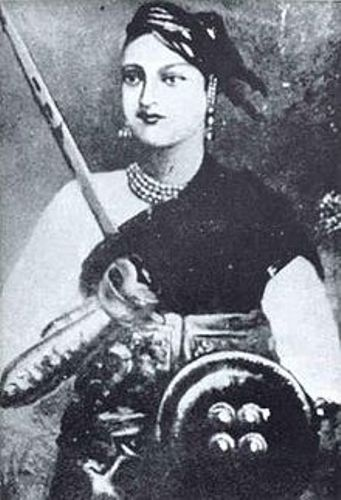 facts about rani lakshmi bai