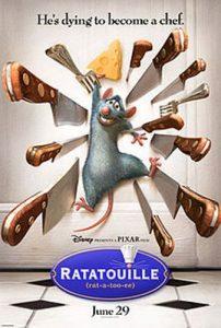 facts about ratatouille