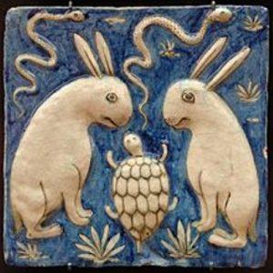 rabbit art