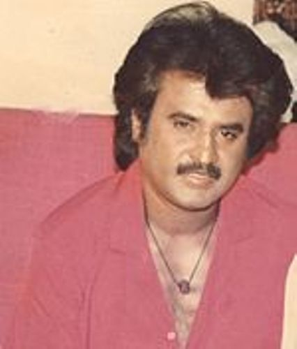 rajinikanth young