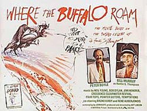 ralph steadman film poster