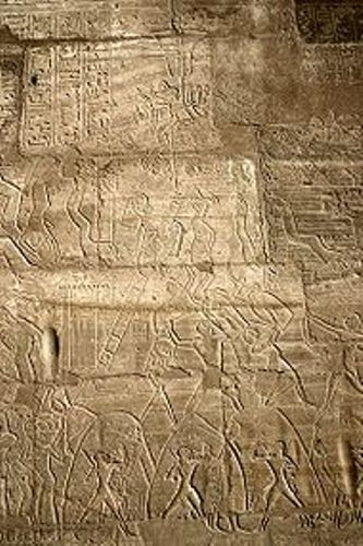 ramesses ii relief