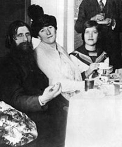 rasputin and daughter