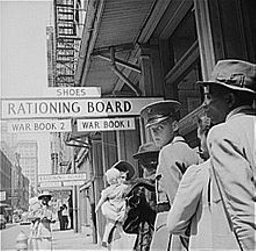 rationing 1943