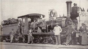 zimbabwe railway