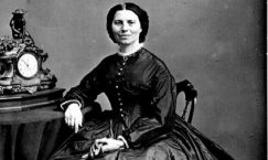 Clara Barton Red Cross