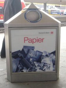 Facts about Recycling Paper