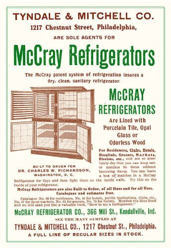 Refrigerators Ads